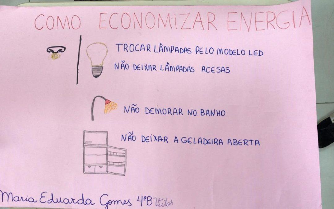 CPFL nas escolas dá os primeiros passos na EMEB Professor Fernando José Bertazzo